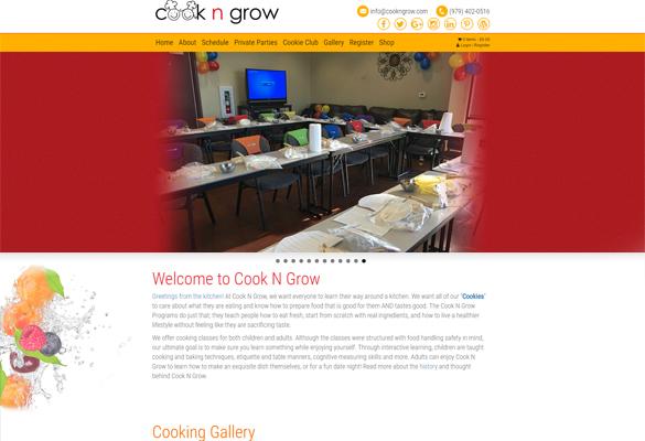 CookNGrow